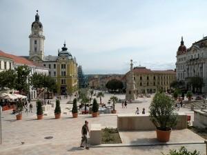 Gondolná, hogy Pécs fő terétől 200 m-re kiadó üzletek vannak egymás után?