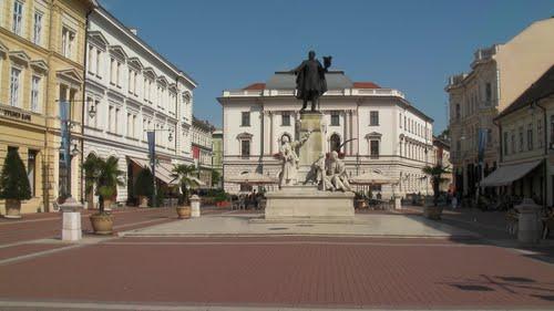 Az igazi belváros - feeling Szegeden is megtalálható