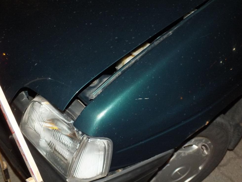 nagykanizsa tesco parkoló ütközés 5