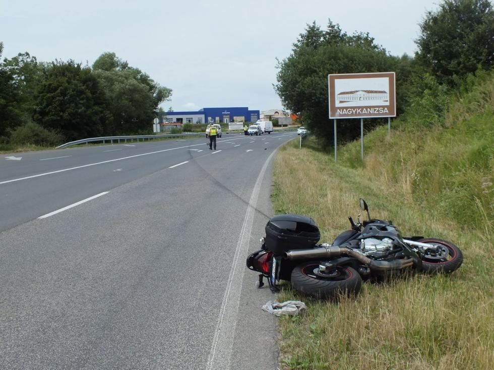 nagykanizsa halálos motorosbaleset 1