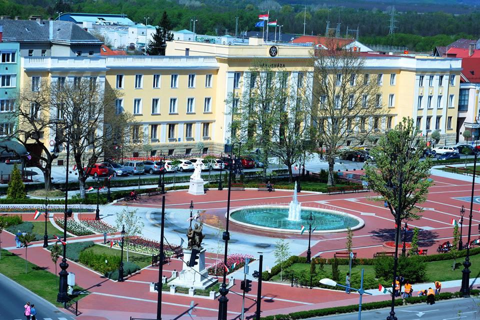 nagykanizsa városháza