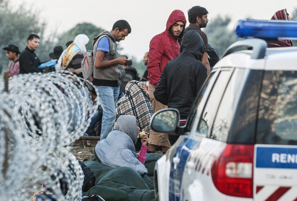 illegális bevándorlók