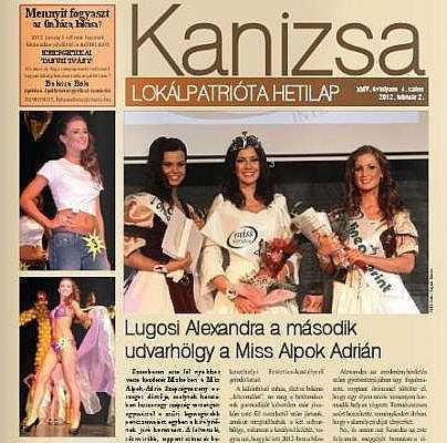kanizsa újság printelt
