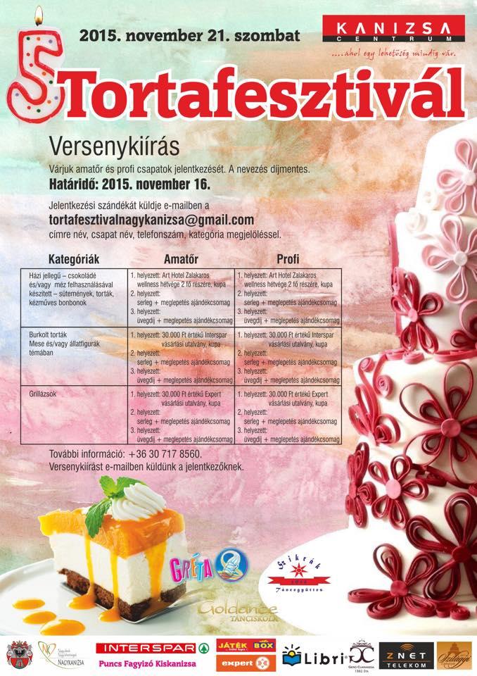 nagykanizsa tortafesztivál 2015 - 1
