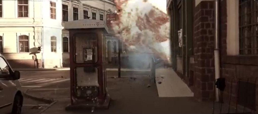 nagykanizsa posta robbantás
