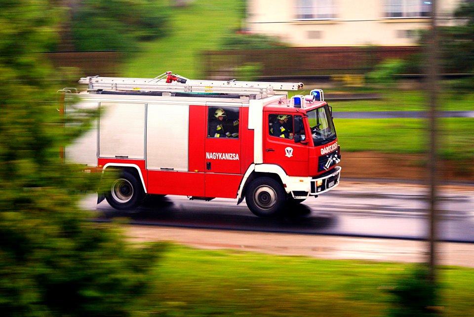 nagykanizsa tűzoltóság