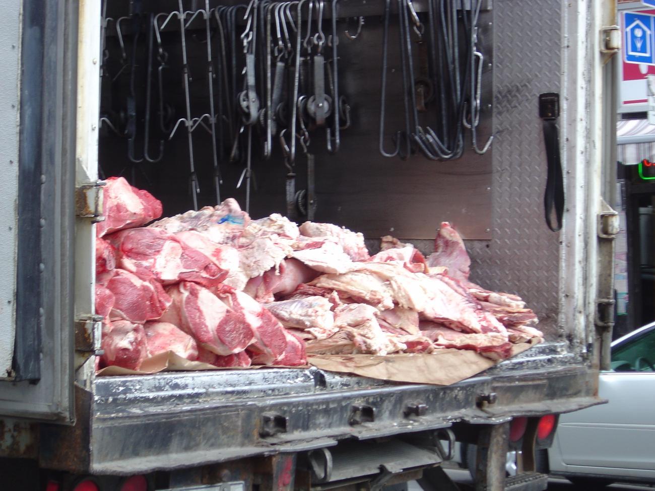 jelöletlen osztrák hús