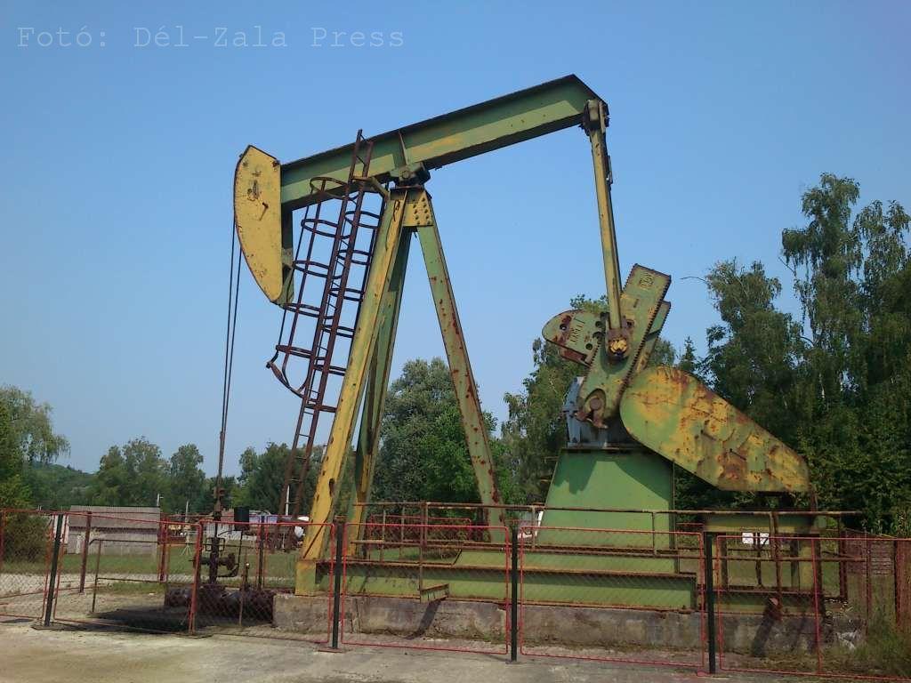 zala megye olajkút