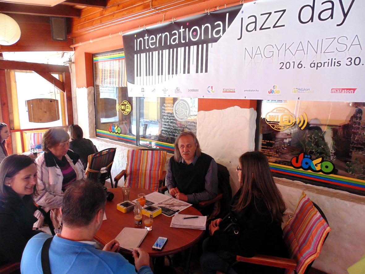 nagykanizsa jazz nap