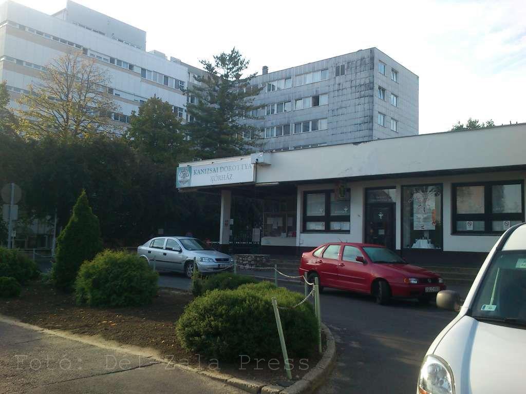 nagykanizsa kórház