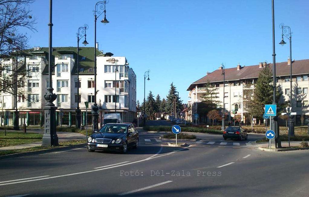 nagykanizsa városkép