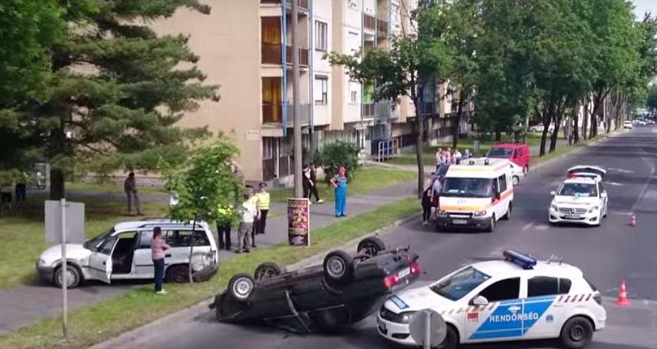 nagykanizsa baleset