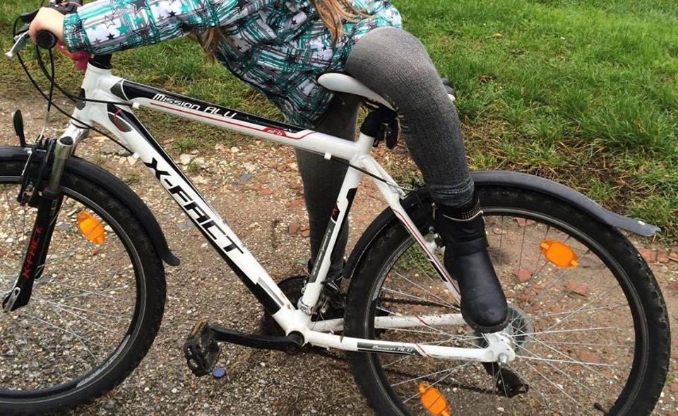 nagykanizsa lopott bicikli