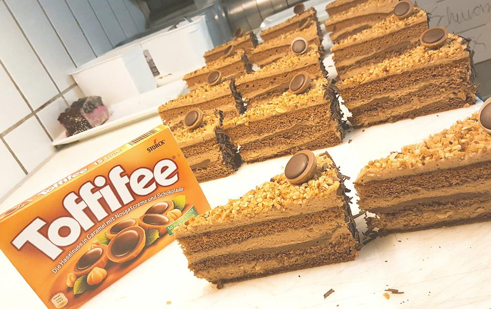 nagykanizsa toffifee torta torta