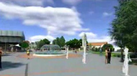 nagykanizsa városi terek terv film
