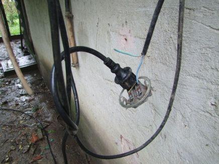 magyarszerdahely áramot vezetett a kerítésbe 1
