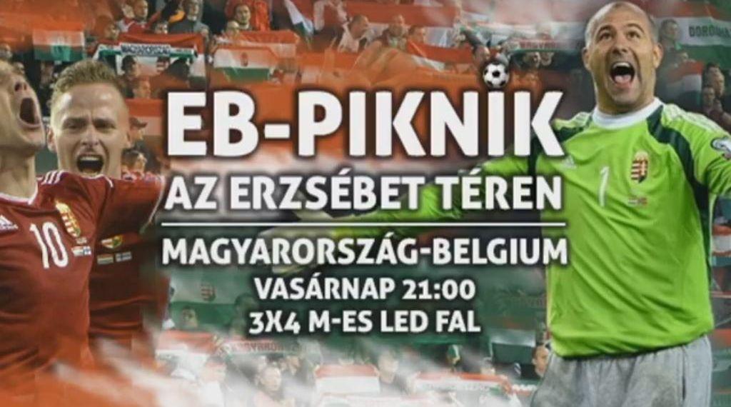 nagykanizsa foci eb erzsébet tér led fal