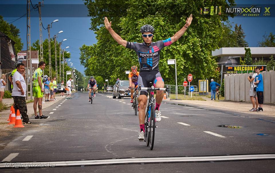 simon péter nagykanizsa kerékpározás bajnok