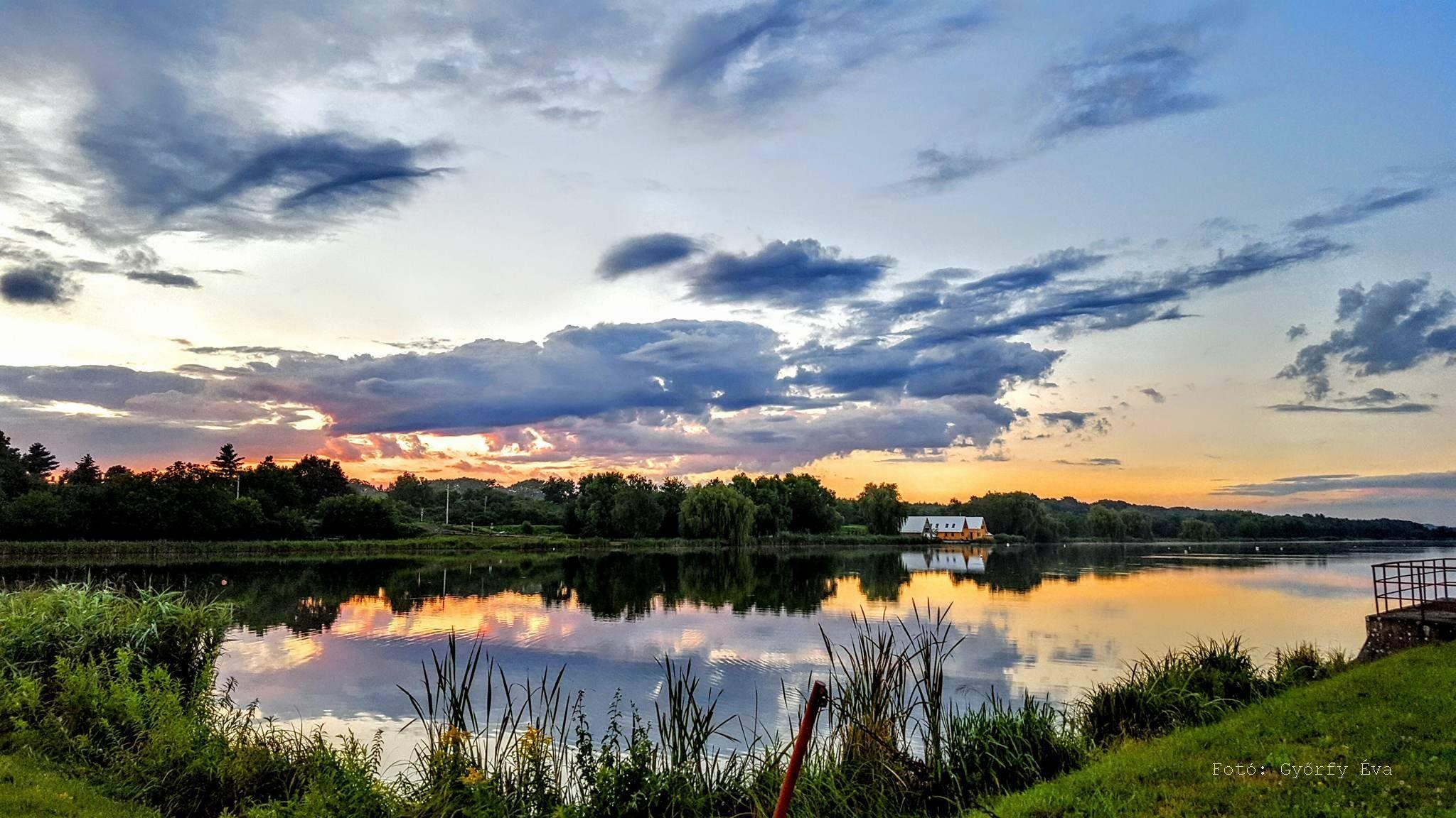 nagykanizsa csónakázó tó 3