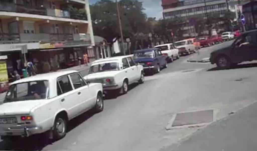 nagykanizsa retro autós felvonulás