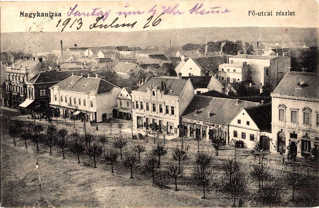 nagykanizsa 1900-as évek 3