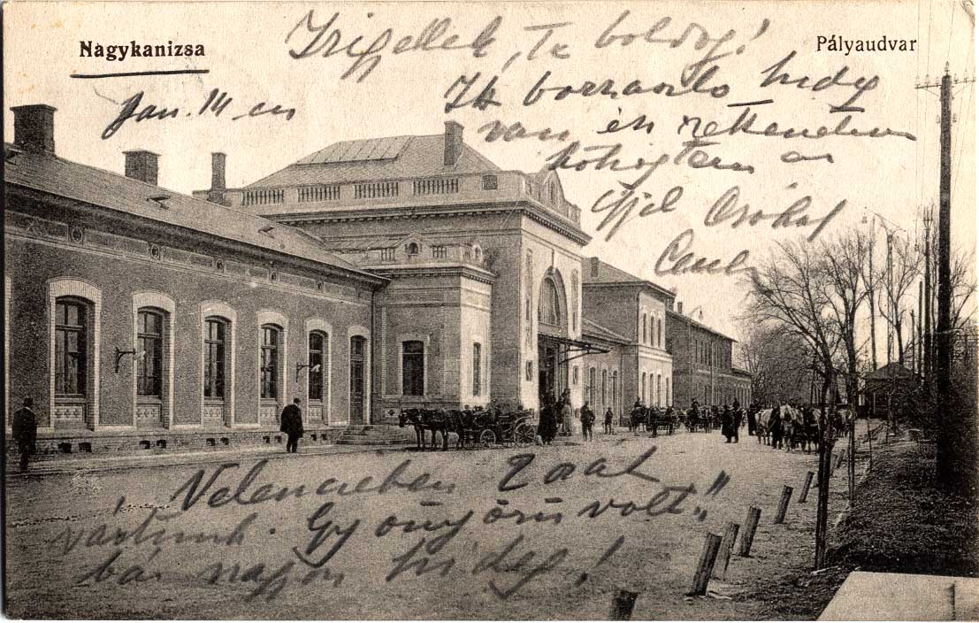 nagykanizsa 1900-as évek 4