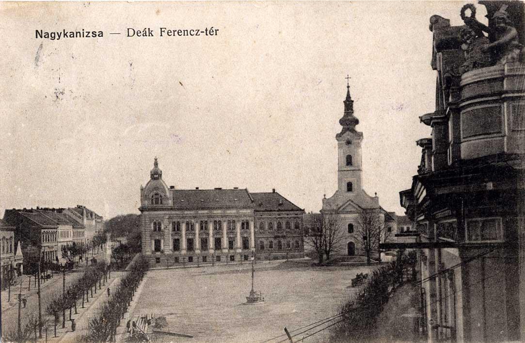 nagykanizsa 1900-as évek 7