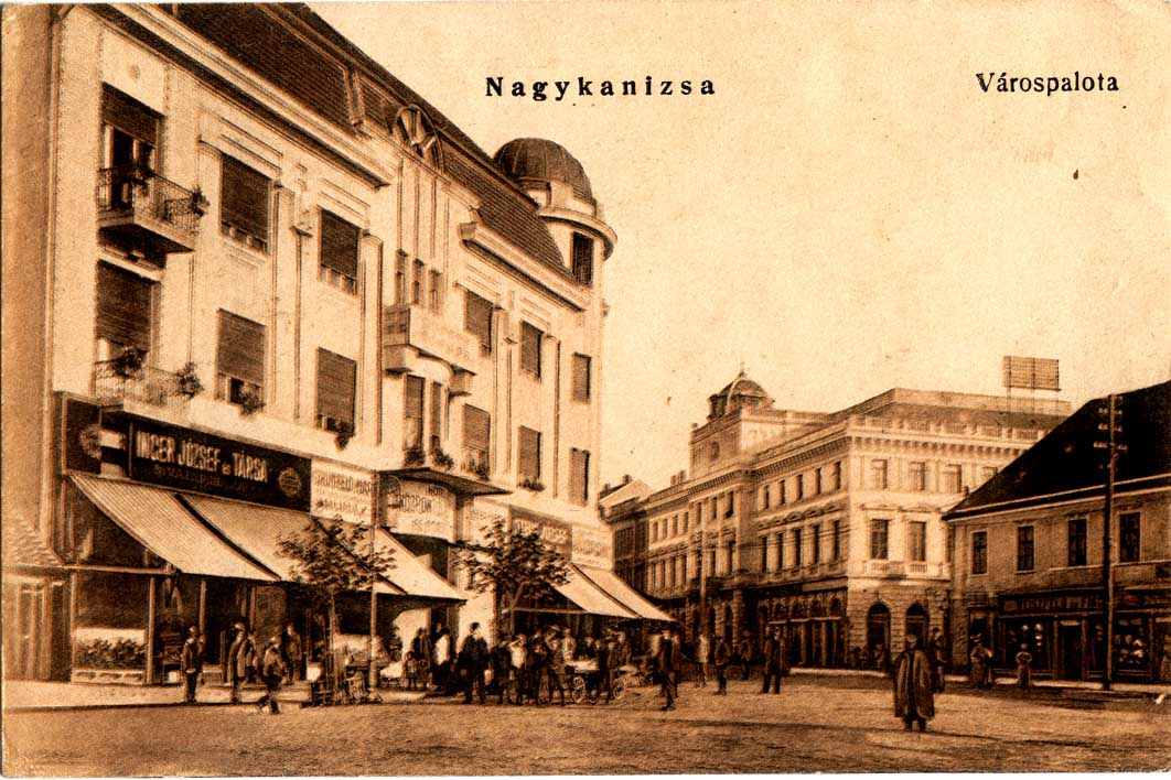 nagykanizsa 1900-as évek 8