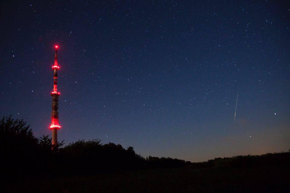 nagykanizsa perseidák meteorraj 1