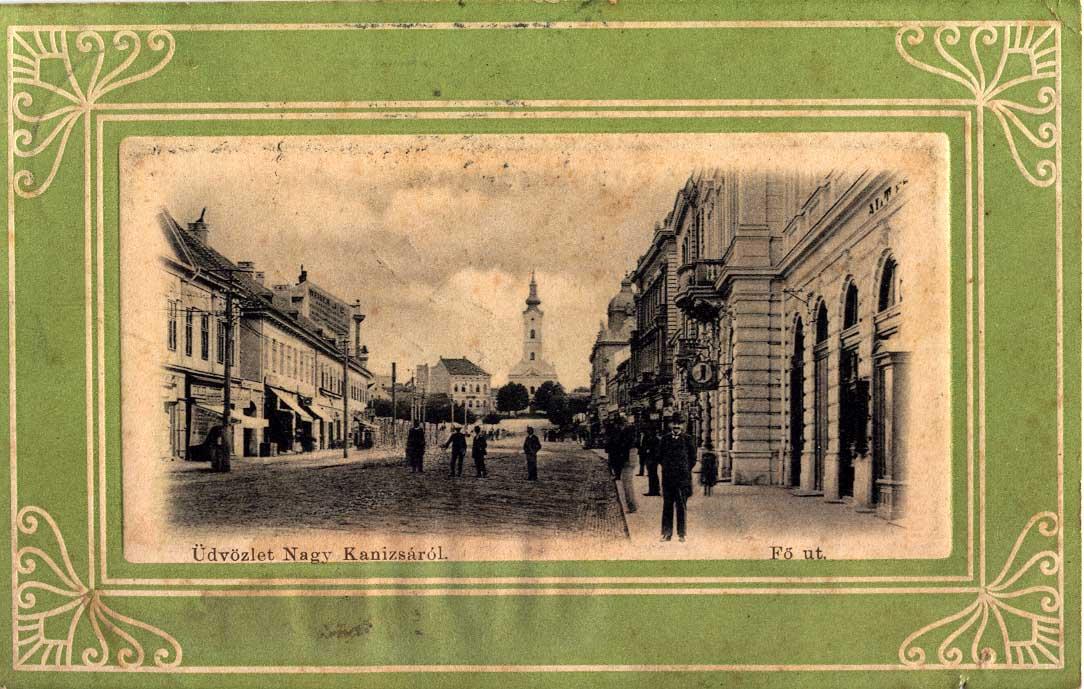 nagykanizsa régi fotó 2