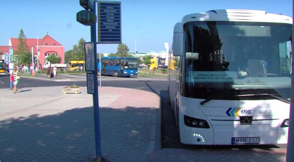 nagykanizsa buszmegálló