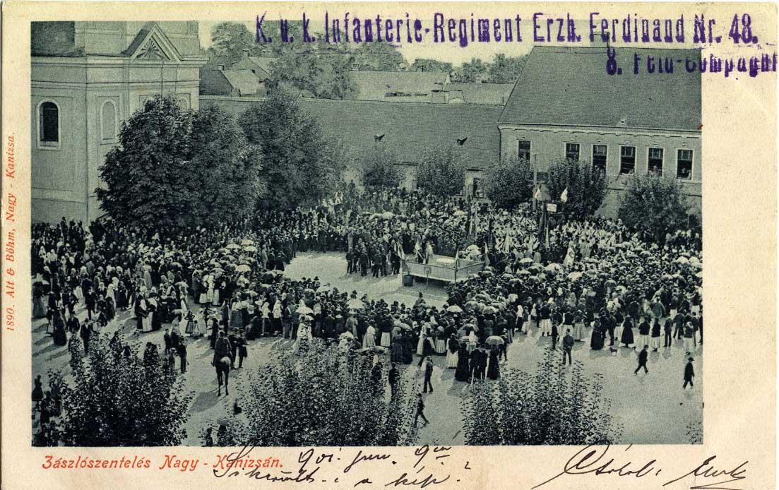 nagykanizsa képeslap 4