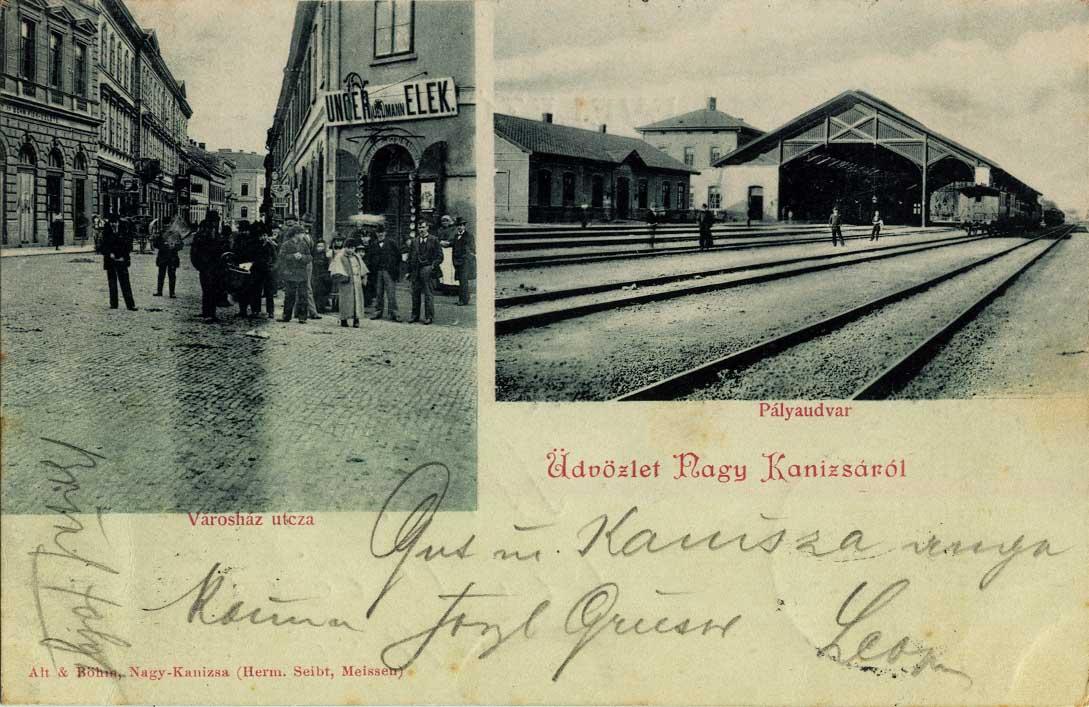 nagykanizsa képeslap 5